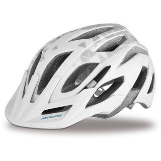 Specialized Women's Andorra, white/green - Fahrradhelm