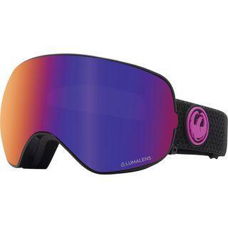 Dragon X2s inkl. WS, split/Lens: lumalens purple ion - Skibrille