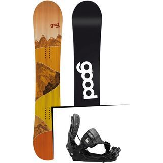 Set: goodboards Julia 2017 + Flow Minx Hybrid (1718427S)