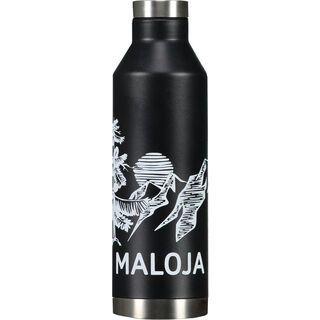 Maloja TermoM.NOS, moonless - Trinkflasche