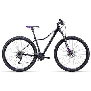 Cube Access WLS Race 29 2015, black/purple - Mountainbike