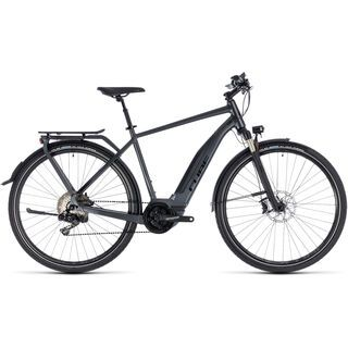 Cube Touring Hybrid SL 500 2018, iridium´n´red - E-Bike