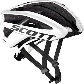 Scott Vanish 2, white black - Fahrradhelm