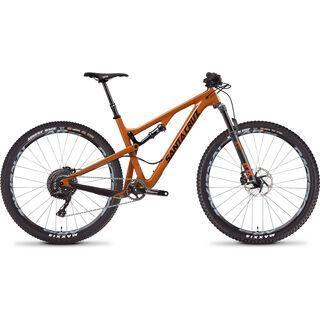 Santa Cruz Tallboy C XE 29 2018, rust/black - Mountainbike