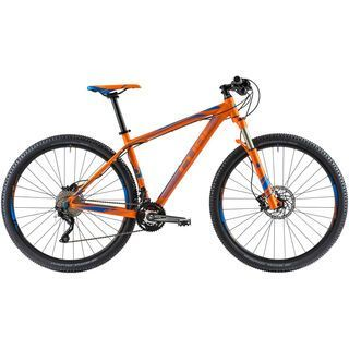 Cube LTD Pro 29 2014, orange/blue - Mountainbike