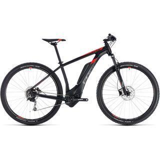 Cube Reaction Hybrid ONE 500 29 2018, black´n´red - E-Bike