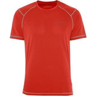 Vaude Men's Hallett Shirt, lava - Radtrikot