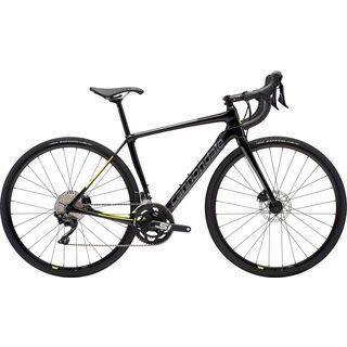 Cannondale Synapse Carbon Disc Women's 105 2019, black pearl - Rennrad