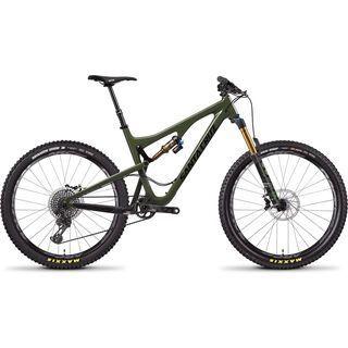 Santa Cruz Bronson CC XX1 2018, olive/black - Mountainbike