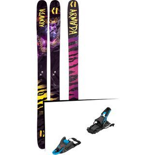 Set: Armada Arv 116 JJ 2019 + Salomon S/Lab Shift MNC blue/black