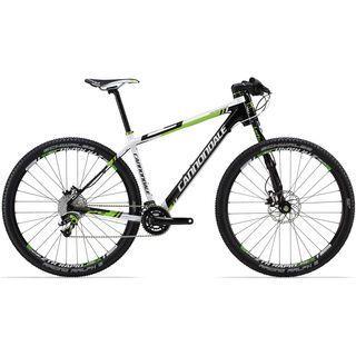 Cannondale F29 Carbon 3 2014, grün/weiß - Mountainbike