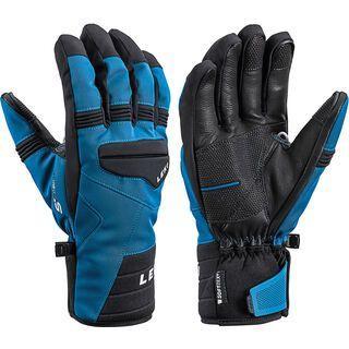 Leki Progressive 7 S mf touch, petrol-schwarz - Skihandschuhe