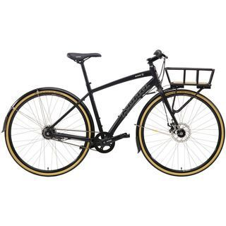 Kona Dr Good Dr Good 2014, matt black/black/tan - Urbanbike