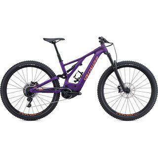 Specialized Women's Turbo Levo FSR Comp 2019, purple/acid lava - E-Bike