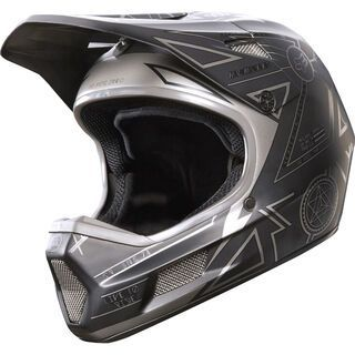 Fox Rampage Helmet Comp, priori black - Fahrradhelm