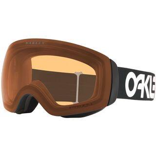 Oakley Flight Deck XM Prizm Factory Pilot, black/Lens: persimmon - Skibrille