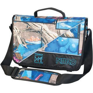 Nitro Evidence Bag dome one graffiti