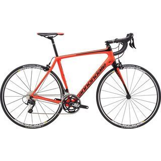 Cannondale Synapse Carbon 105 2017, acid red - Rennrad