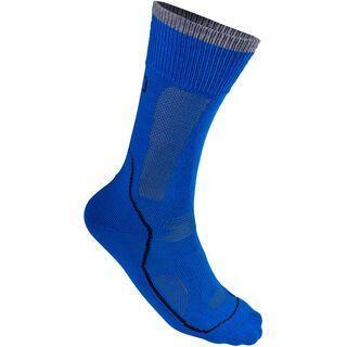 Ortovox Socks Trekking, blue ocean - Socken