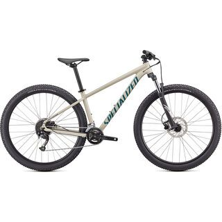 Specialized Rockhopper Sport 27.5 2021, white mountains/turquoise - Mountainbike