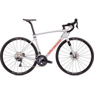 Specialized Roubaix Comp 2020, gray/rocket red - Rennrad