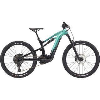 Cannondale Moterra Neo 3 625 29 2020, turqoise - E-Bike
