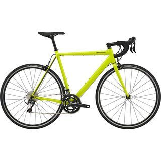 Cannondale CAAD Optimo Tiagra 2020, nuclear yellow - Rennrad