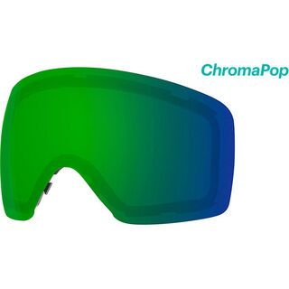 Smith Skyline Replacement Lens - ChromaPop Sun Green Mirror