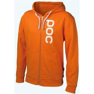 POC Hood Zip, Corp Orange - Hoodie