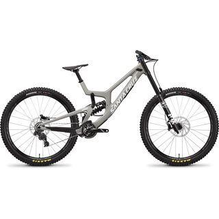 Santa Cruz V10 CC S 29 2019, grey - Mountainbike