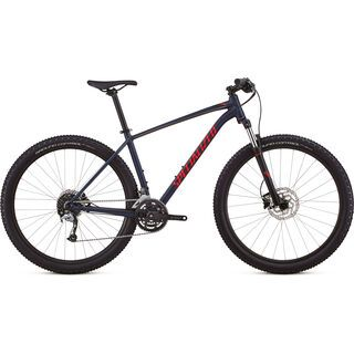 Specialized Rockhopper Comp 2018, blue/red - Mountainbike
