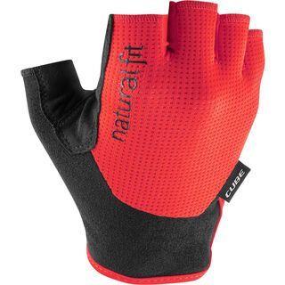 Cube Handschuhe Kurzfinger X Natural Fit red
