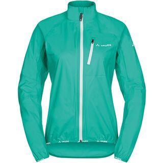 Vaude Women's Drop Jacket III, lotus green - Regenjacke