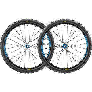 Mavic XA Elite 29, black-blue - Laufradsatz