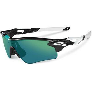 Oakley Radarlock Path 30 Years Sport Special Edition, polished black/jade iridium & black iridium - Sportbrille