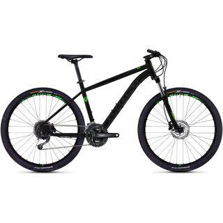 Ghost Kato 4.7 AL 2018, black/neon green - Mountainbike