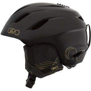 Giro Era, black goldtellar - Skihelm