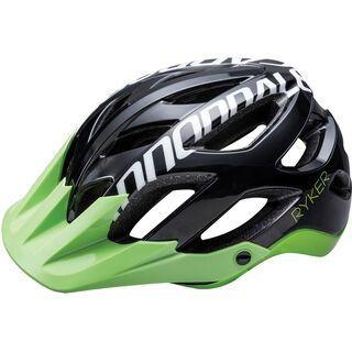 Cannondale Ryker AM, black/green - Fahrradhelm