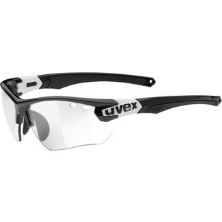 uvex Sportstyle 109 V, black/Lens: variomatic smoke - Sportbrille