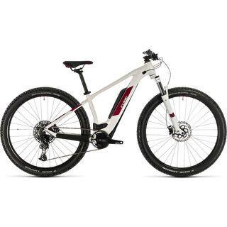 Cube Access Hybrid Pro 27.5 2020, white´n´berry - E-Bike