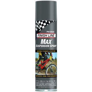 Finish Line Max Pro-Grade Suspension Spray - Reiniger