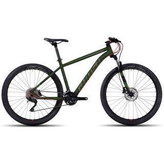 Ghost Kato 5 AL 27.5 2017, green/red - Mountainbike