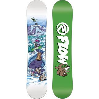 Flow Micron Mini 2017 - Snowboard