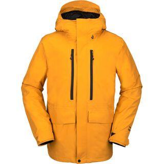 Volcom Ten Ins Gore-Tex Jacket resin gold