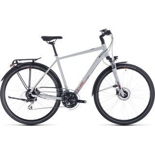 Cube Touring Pro 2020, grey´n´orange - Trekkingrad