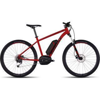 Ghost Hybride Teru 5 AL 2017, red/black - E-Bike