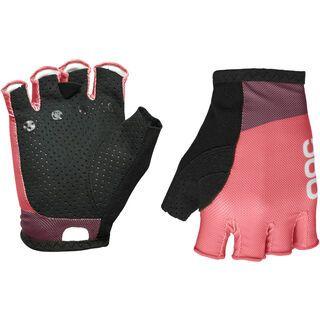 POC Essential Road Mesh Short Glove, flerovium pink - Fahrradhandschuhe