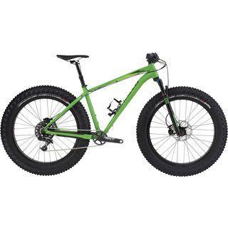 Specialized Fatboy Pro Trail 2017, green/black - Mountainbike