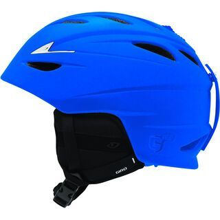Giro G10, matte blue - Skihelm