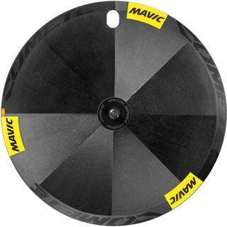 Mavic Comète Track, black - Vorderrad